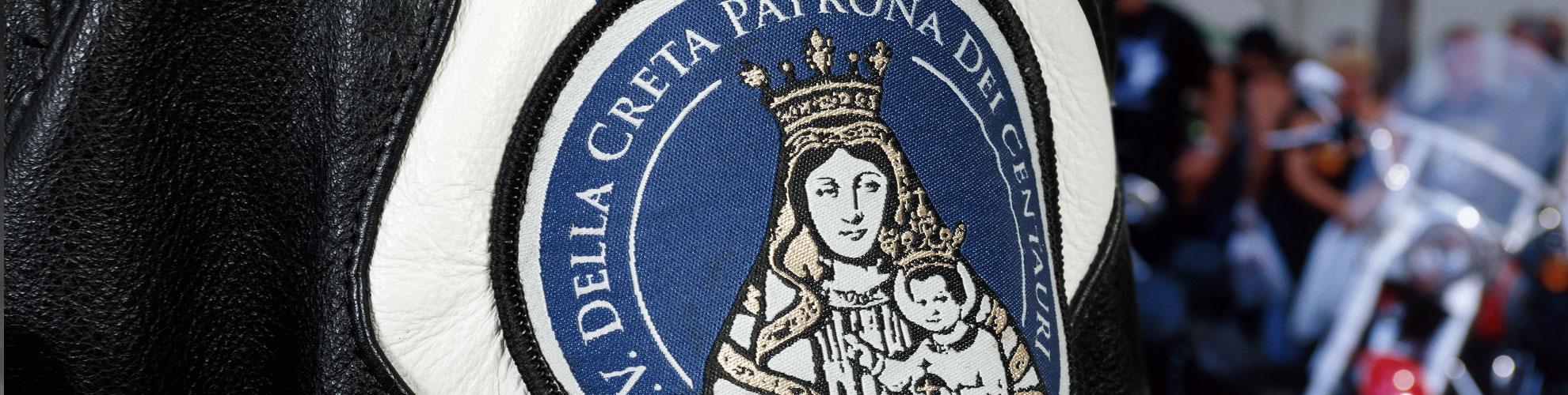 Beata Vergine della Creta – Schutzpatronin der Motorradfahrer aus Italien
