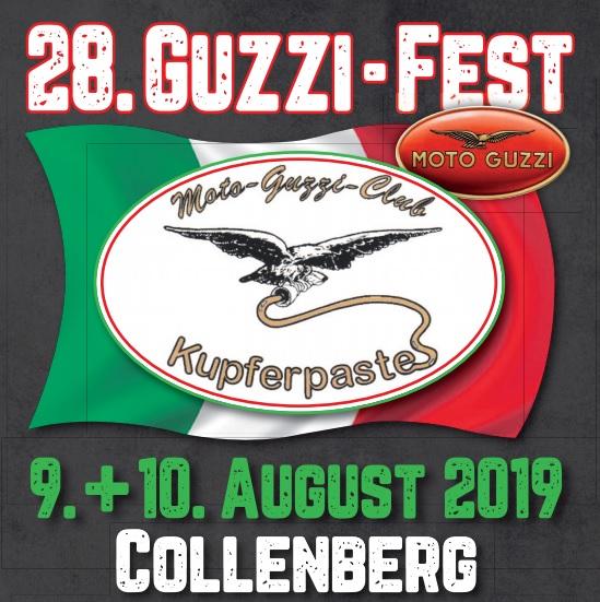 DE – COLLENBERG – Moto Guzzi Club Kupferpaste