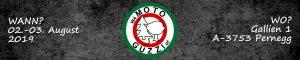 Waldviertler Moto Guzzi Treffen – Österreich 2019