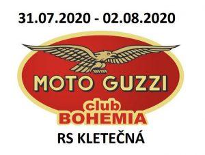 CZ - BOHEMIA - Moto Guzzi Treffen BOHEMIA Tschechien CZ