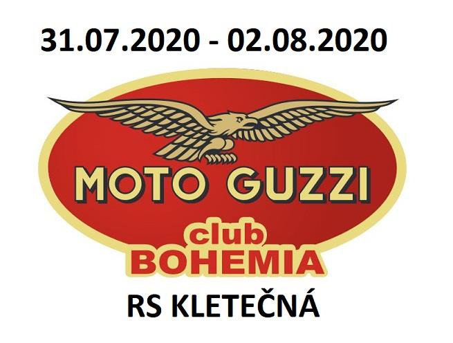 CZ – BOHEMIA – Moto Guzzi Treffen BOHEMIA Tschechien CZ