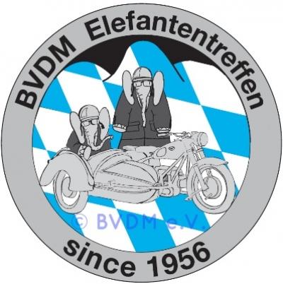 DE – 64. Elefantentreffen in  Thurmansbang-Solla/Loh im Bayerischen Wald
