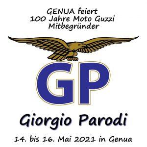 IT - 100 Jahre Giorgio Parodi - Genua