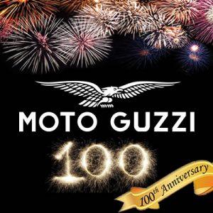 IT - 100 Jahre MOTO GUZZI - Mandello del LARIO