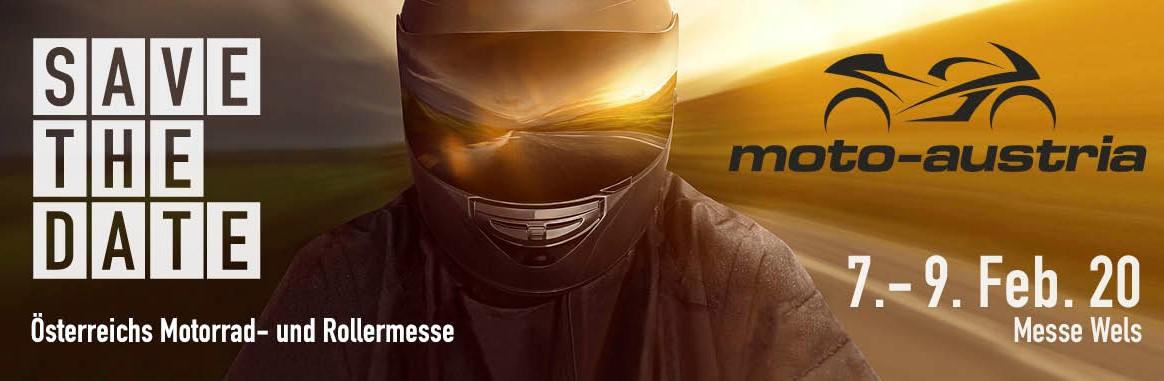 AT – Moto Austria – Motorradmesse WELS