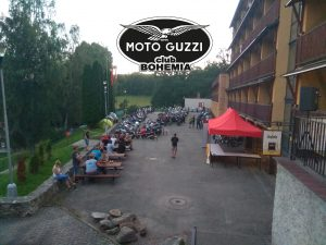 CZ - XII. BOHEMIA | Moto Guzzi Treffen 2021