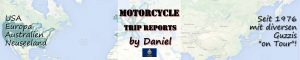 DANIEL – Moto Guzzi Tours seit 1976