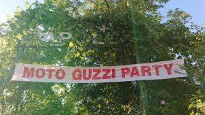Moto Guzzi Treffen Tschechien – LEDNICE