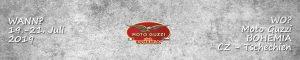 Moto Guzzi Treffen BOHEMIA 2019