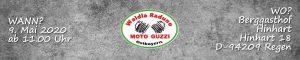 WAIDLA RADUNO – Moto Guzzi Treffen Ostbayern 2020