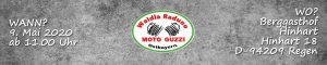 WAIDLA RADUNO – ABGESAGT – Moto Guzzi Treffen Ostbayern 2020
